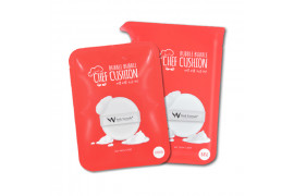 [Wish Formula] Bubble Bubble Chef Cushion - 1pack (Pad 1pcs+Base 4pcs)
