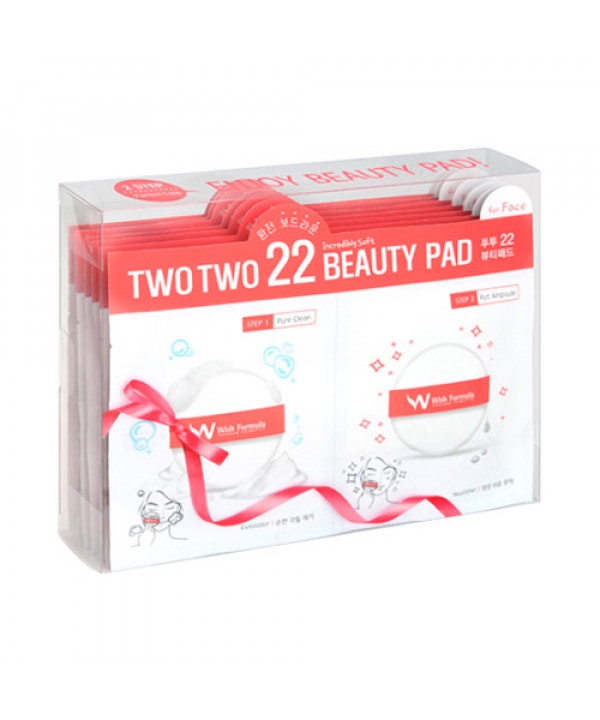 [Wish Formula] Two Two 22 Beauty Pad - 1pack (7pcs)