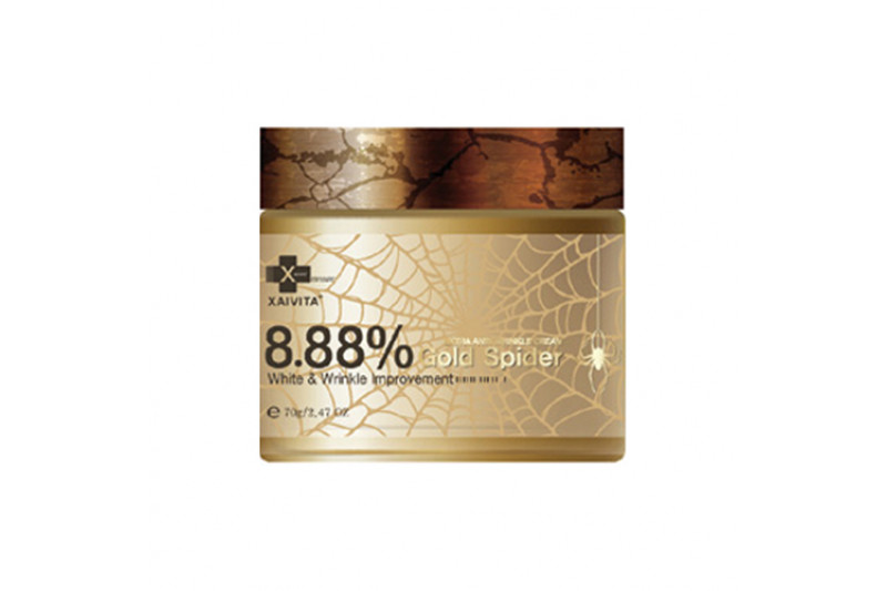 [XAIVITA] Gold Spider Extra Anti Wrinkle Cream - 70g