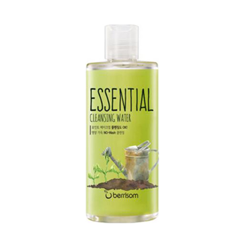 [BERRISOM_LIMITED] Essential Cleansing Water - 300ml (EXP 2019 11 10)