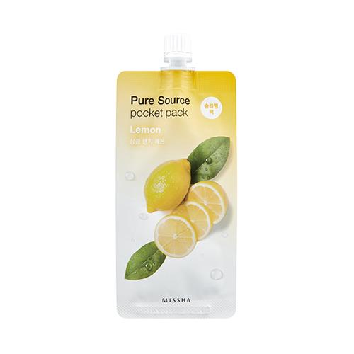 Kết quả hình ảnh cho pure source pocket pack missha honey