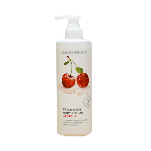 Image result for nature republic acerola body lotion