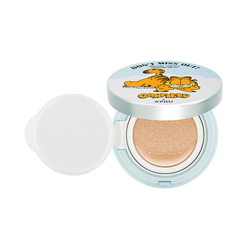 [A'PIEU] Air Fit Apieu Cushion (Garfield Edition) - 14g (SPF50+ PA+++)