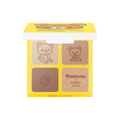 [A'PIEU] For Your Shadow (Rilakkuma Edition) - 7.6g
