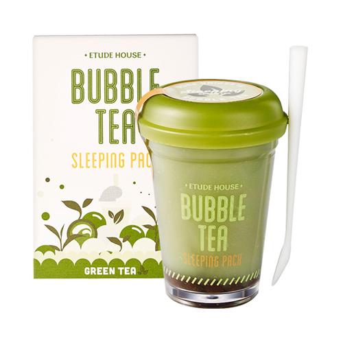 [ETUDE HOUSE] Bubble Tea Sleeping Pack - 100g