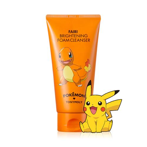 TONYMOLY-Foam-Cleanser-Pokemon-Edition-150ml